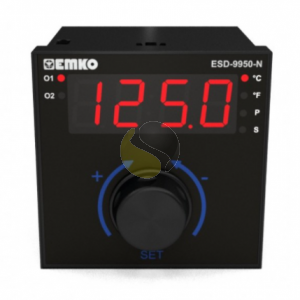 Analogue PID Temperature Controller With Digital Indicator