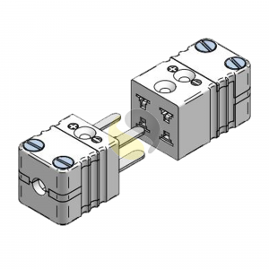 Miniature Duplex Thermocouple Connectors