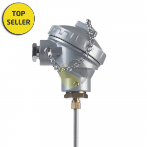 Mineral Insulated RTD with Standard KNE Head