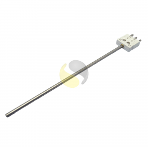 Pt100 RTD with Standard 3 Pin Plug