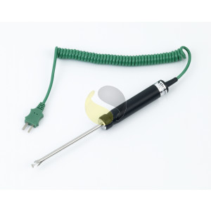 Spring Loaded Surface Temperature Probe (Type K)