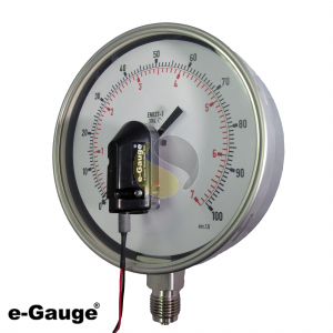 Pressure Transmitter with 4-20mA Output