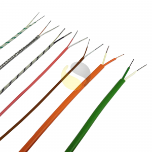 Single Pair Thermocouple Extension Cable