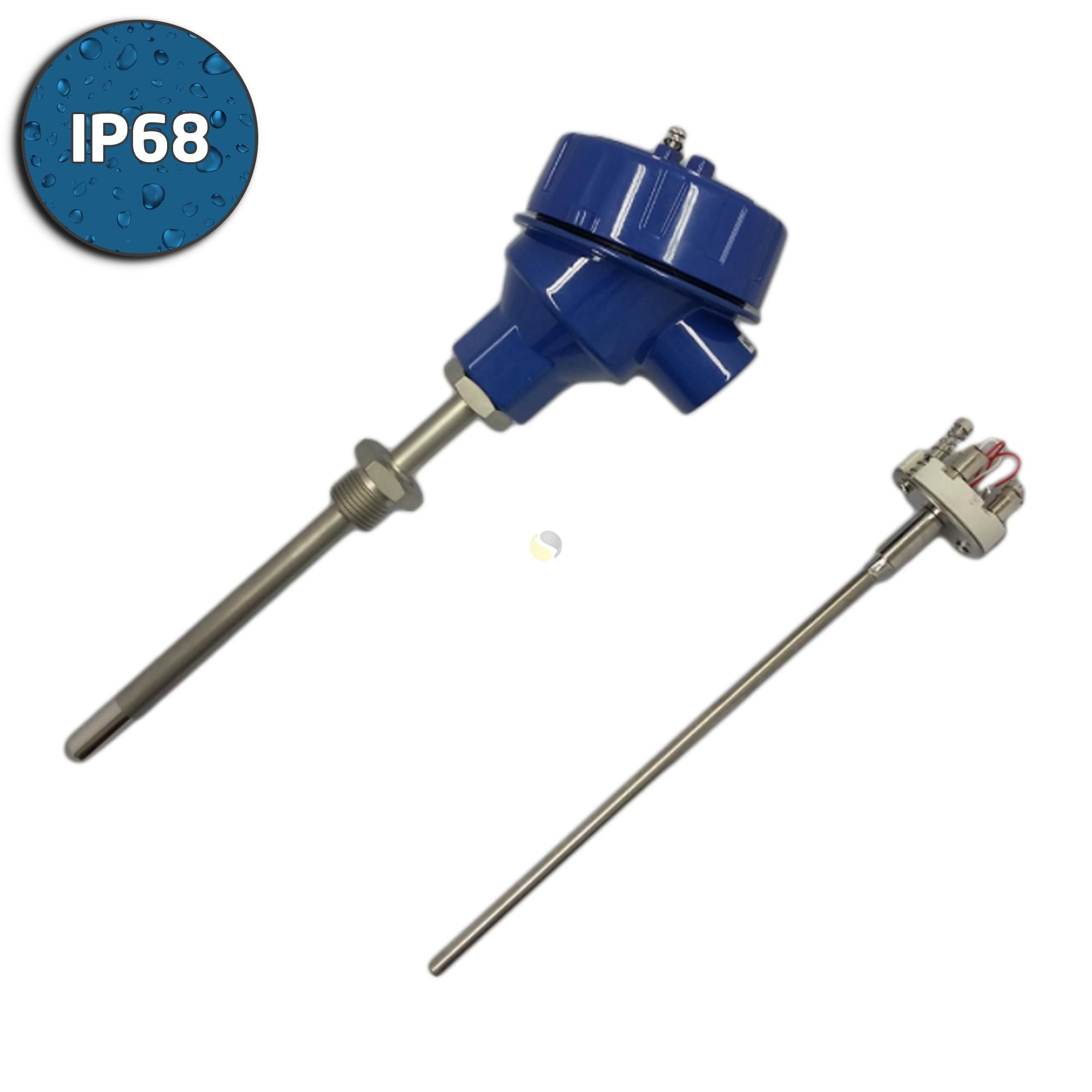Atex Pt100 Rtd Temperature Sensor