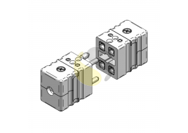Standard Duplex Thermocouple Connectors