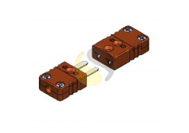 High Temperature Miniature Thermocouple Connectors