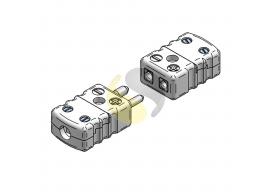 Ceramic Thermocouple Connectors (Standard)