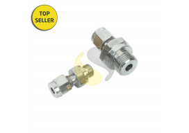 Stainless Steel Adjustable Compression Fittings
