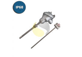 Industrial Weatherproof RTD Sensor Assembly (Pt100)