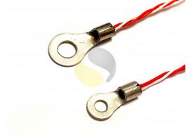 Bolt-on Ring Lug Washer RTD Sensor