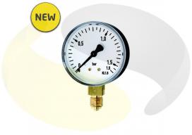 50mm Utility Pressure Gauge