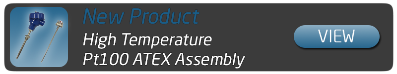 High temp Pt100 Atex Assembly