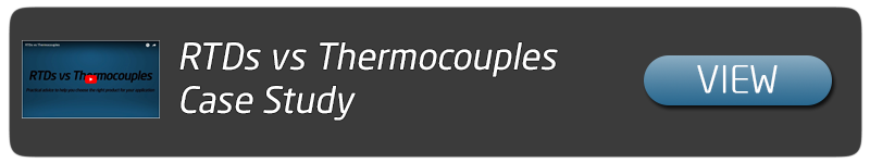 RTD vs Thermocouple
